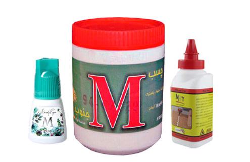 M adhesive